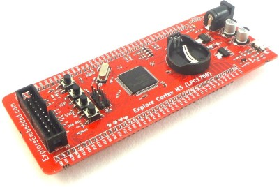 Explore Embedded Cortex M3 (Lpc1768) Arm Development Board
