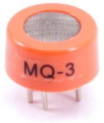 Explore Embedded Alcohol Gas Sensor (MQ3)