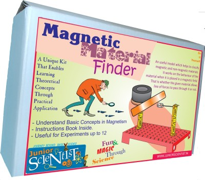 Junior Scientist Magnetic Meterial Finder