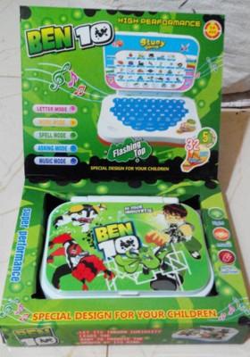 UV Global Mini Ben 10 Learning Laptop