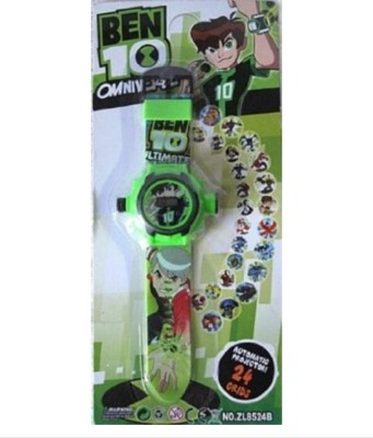 Rahul Toys Ben 10 Projector Watch For Kids
