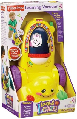 Fisher-Price Learning Vacuum
