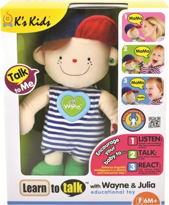 K,s Kids Learn to talk with Way (New version)