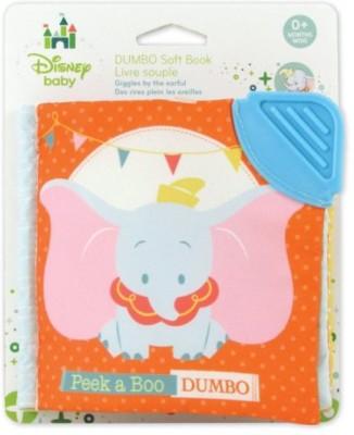 Disney Baby Dumbo Soft Book