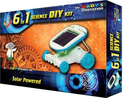 Dr. Mady 6 In 1 Solar Science Kit