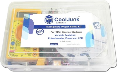 CoolJunk Physics Project Kit - Variable ...