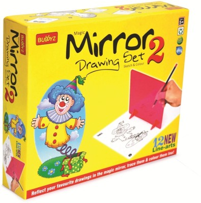 Buddyz Mirror Drawing Set 2 for Kids