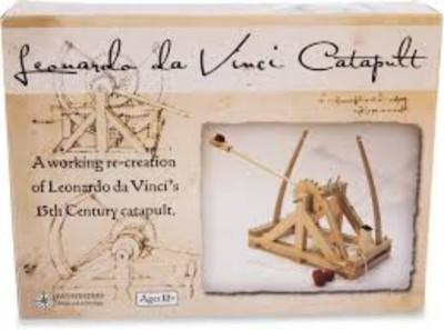 Sabmatt Leonardo Da Vinci Catapult Kit