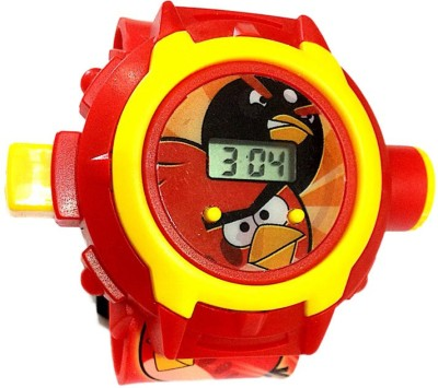 Shopalle Angry Birds Watch