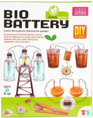 Ekta Science series Bio Battery