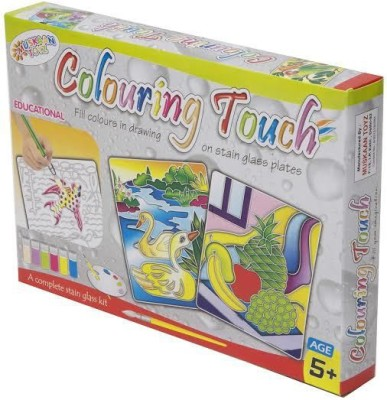 Muskaan Toyz Colouring Touch