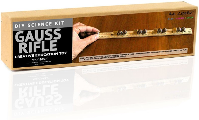 gauss rifle science project