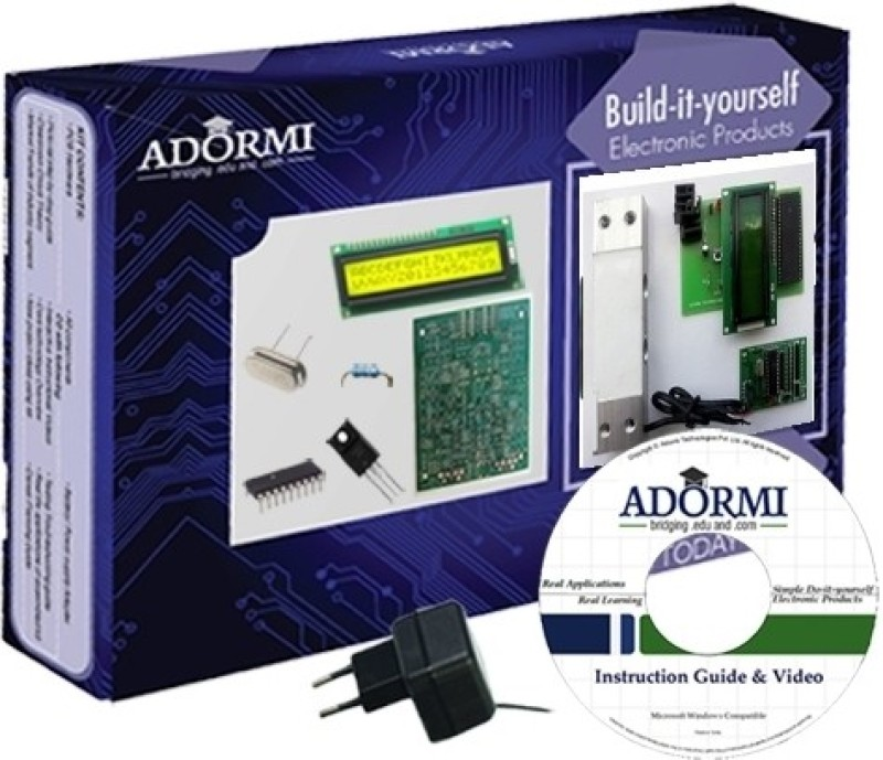 Adormi Digital Weighing Scale For Agriculture(Multicolor)
