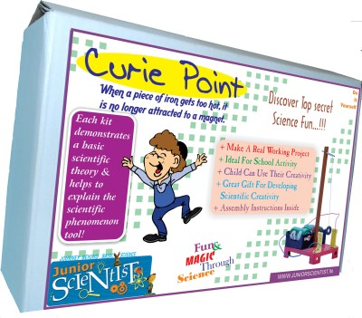 Junior Scientist Curie Point