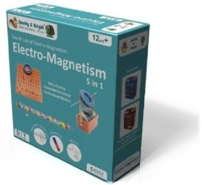 Sparky & Bright Secret Lab Of Electro-Magnetism - 5 in 1