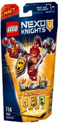 Funskool Lego Ultimate Macy, Multi Color…