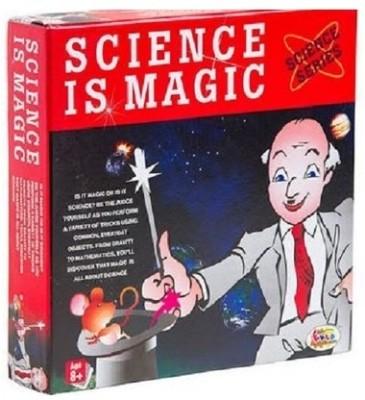 Ekta Science Series - Science is Magic