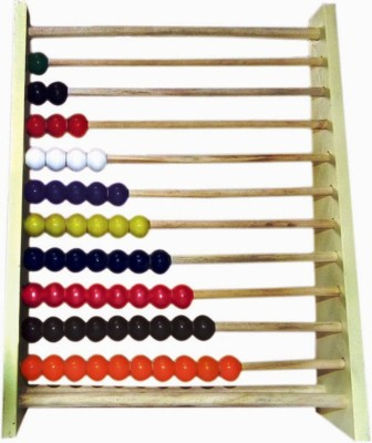 Kinder Creative Counting Abacus (1 - 55)