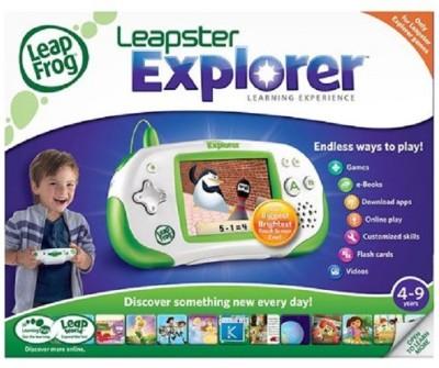 LeapFrog Leapster ExplorerHardware