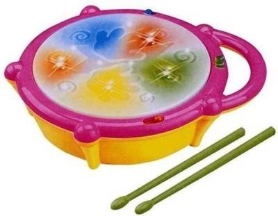 V.T. Musical Flash Drum With 2 Sticks Mu...