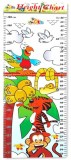 Awals Height Chart Pack Of 2 (Multicolor...