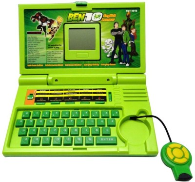Shop & Shoppee Ben 10 English Learner Laptop For Kids