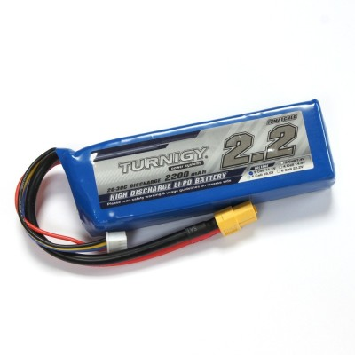 Rotobotix Turnigy 2200mah - 20c Lipo Battery