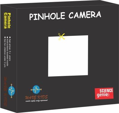WAVEKIDS Pin Hole Camera(Black)