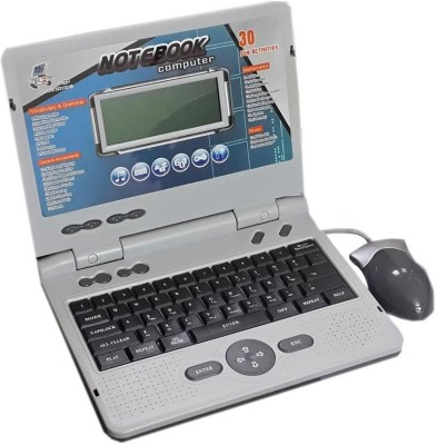 Tabu Kids Notebook Computers Laptop With Mouse 30 Activities and Games