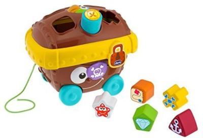 Chicco Chicco Pirates Treasure Chest(Multicolor)
