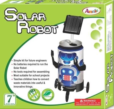 Annie Toys Solar Robot