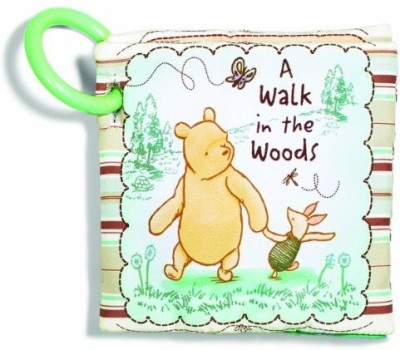 Disney Kids Preferred Disney Baby Winnie The Pooh Classic Pooh Soft Activity Cards
