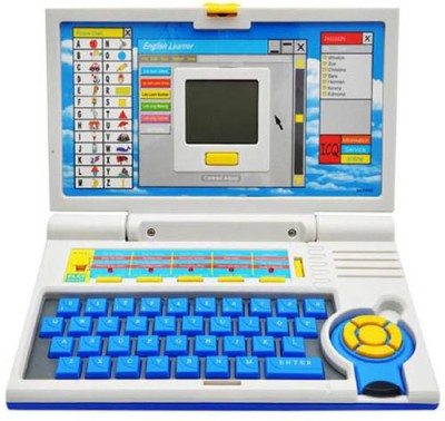 Shop & Shoppee Kids English Learner Computer Toy Educational Laptops