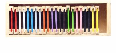 Skillofun Colour Tablets 11 Pairs Colors