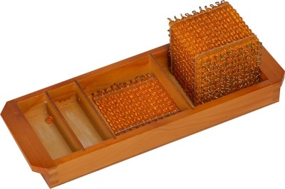 Kidken Montessori Introduction to Decimal System Beads