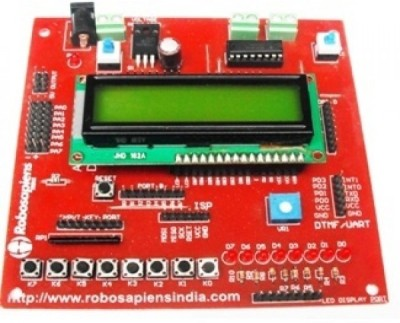 Robomart Atmega-16/32 Ics Development Board V 3.0