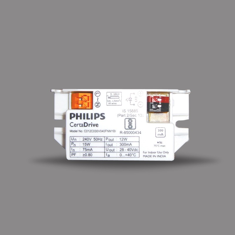 Philips C012C030V040FNM1BI LED Driver