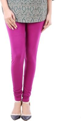 Shubh Women's Purple Leggings