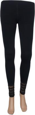 Stylefunia Women's Black Leggings