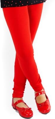 SONI CREATION Women,s Red Leggings
