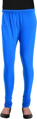 Heart&Arrow Women's Light Blue Leggings
