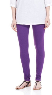 Sanrish Hub Women's Purple Leggings