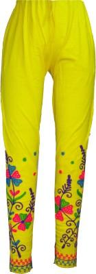 Vg store Women's Yellow Leggings