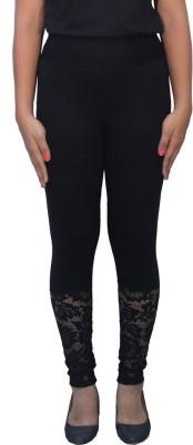 Romano Women's Black Leggings