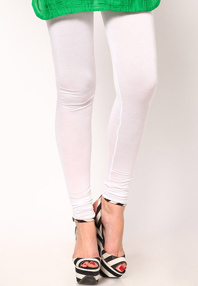 Sportelle USA India Womens White Leggings