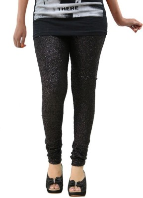 Fashion Kala Women's Black Leggings