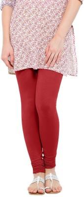 Oh Fish Women's Red Leggings