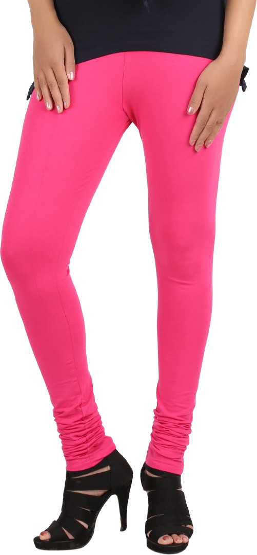 Appulse Womens Pink Leggings