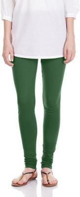 Lavos Women's Dark Green Leggings