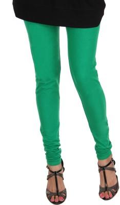 Itnol International Women's Green Leggings